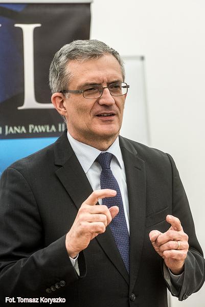 03.12.2015 - Debaty dyplomatyczne KUL - Wykład dr. Ivana Gyurcsikia, Ambasadora Węgier w Polsce
