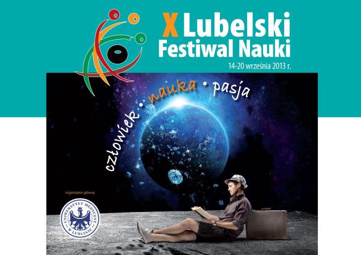 X Lubelski Festiwal Nauki - kliknij