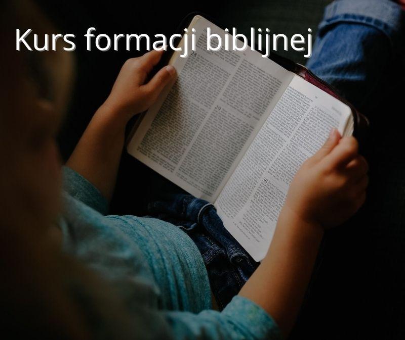 kurs formacji biblijnej