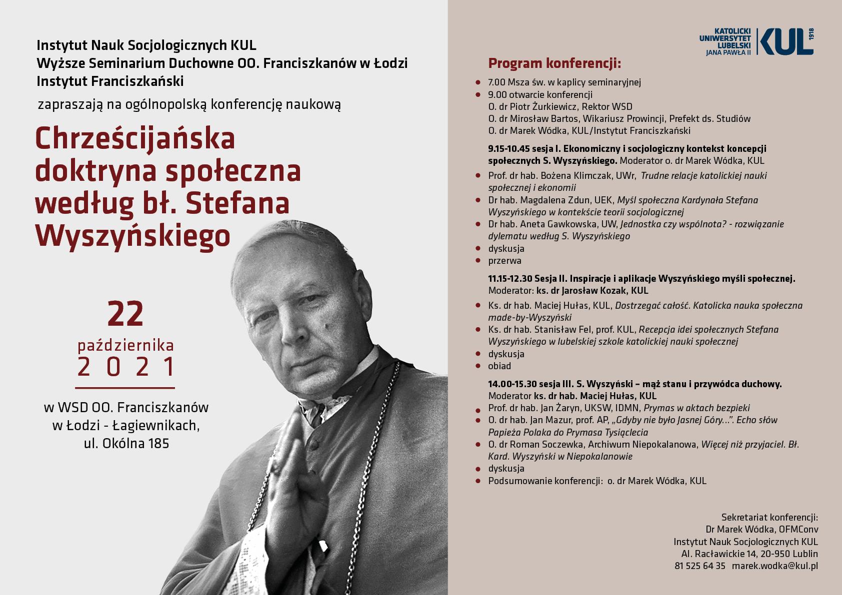 plakat_konferencja_chrzescijanska_doktryna_spoleczna_wedlug_bl._s._wyszynskiego.png