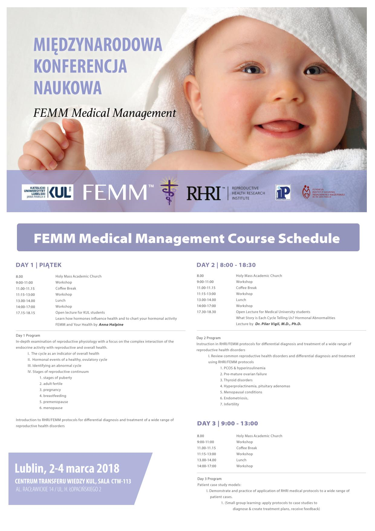 FEMM Medical Management