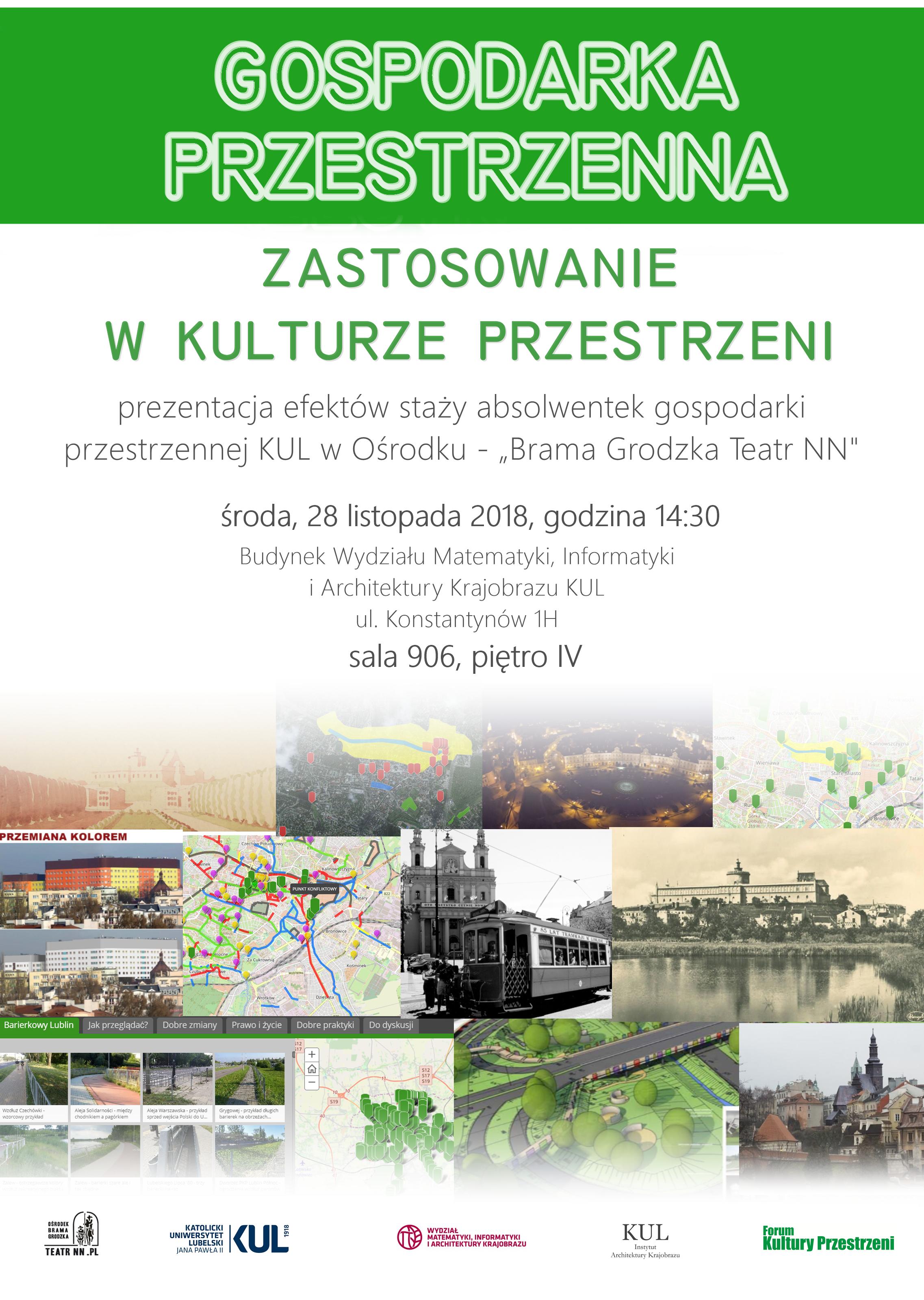 Plakat_Gospodarka_przestrzenna