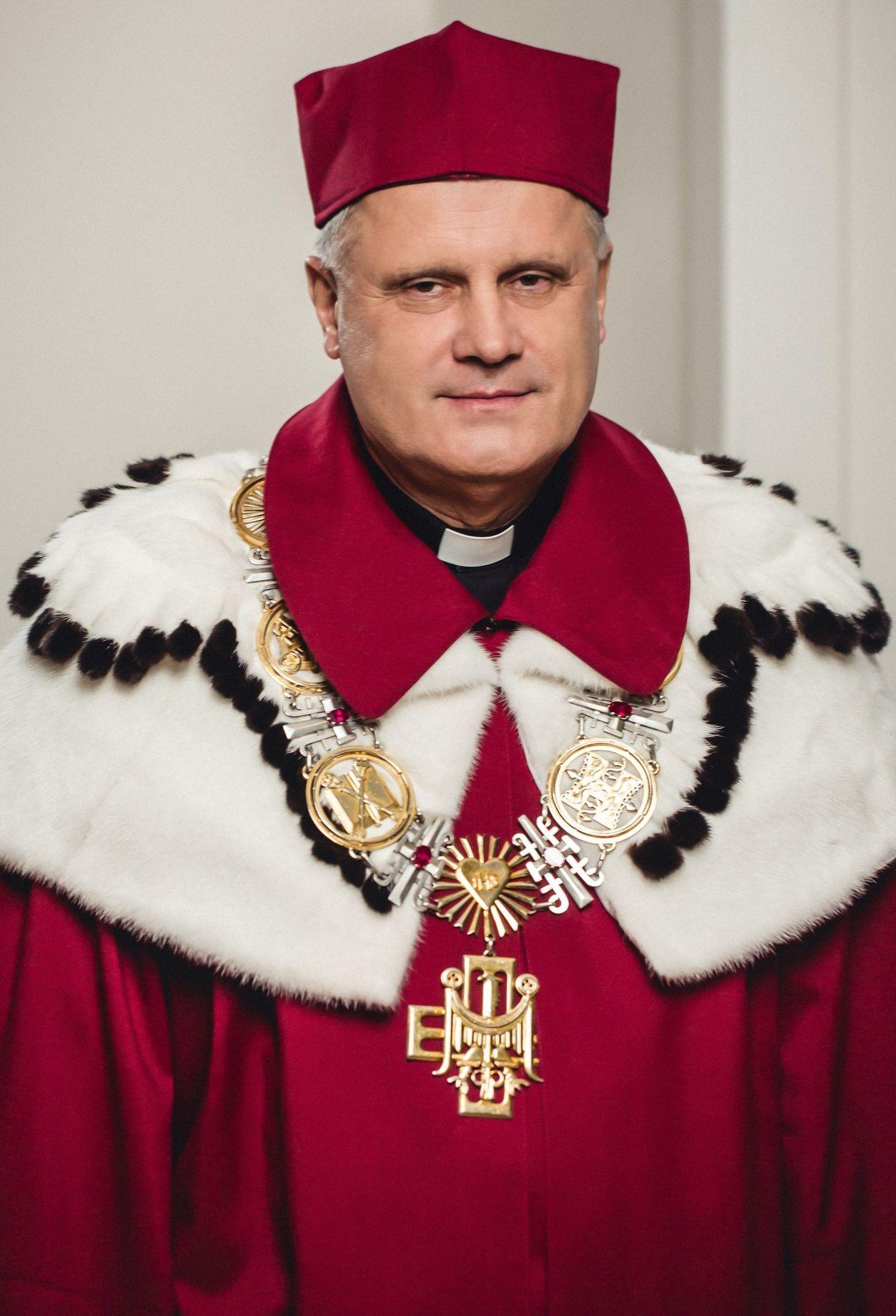 ks. prof. dr hab. Antoni Dębiński