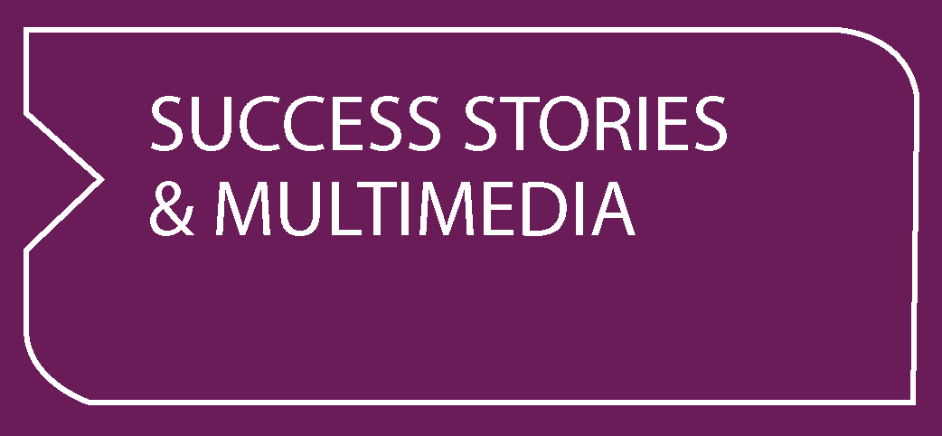 Success stories and multimedia