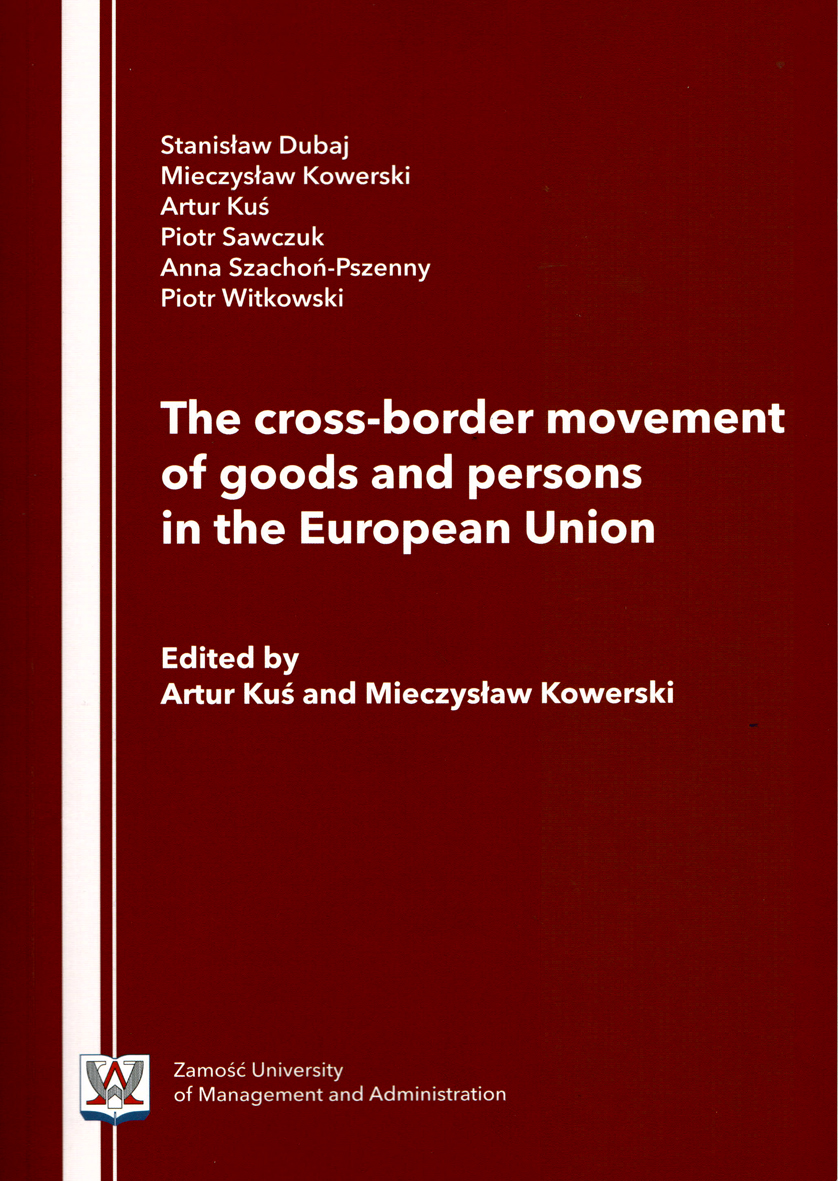 The cross-border movement