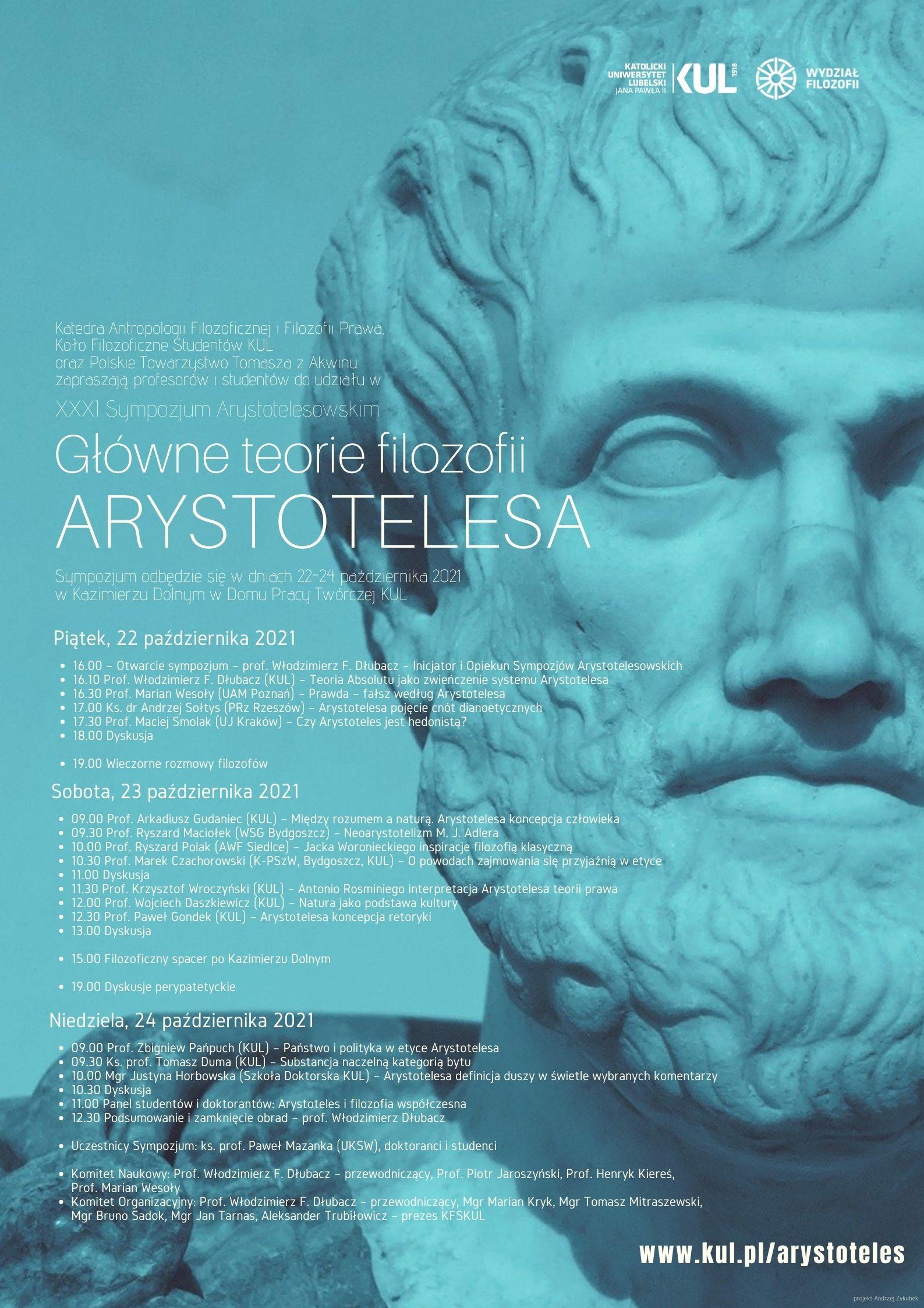 2021 arystoteles plakat a3