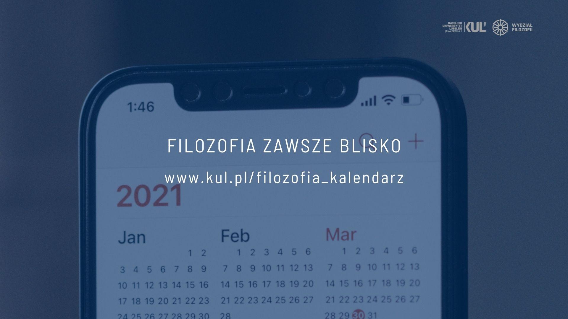 2021 filozofia kalendarz